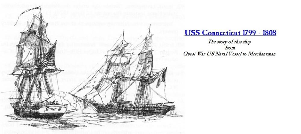 USS Connecticut 1799 – 1808
